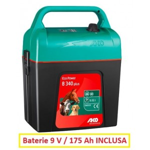 Gard Electric B340 Plus *Baterie Inclusa*