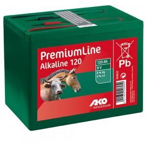 Baterie Uscata Alcalina 9V 120Ah