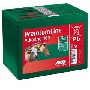 Baterie Uscata Alcalina 9V 160Ah